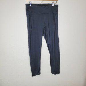 Champion Black Stretchy Yoga Capri Pants